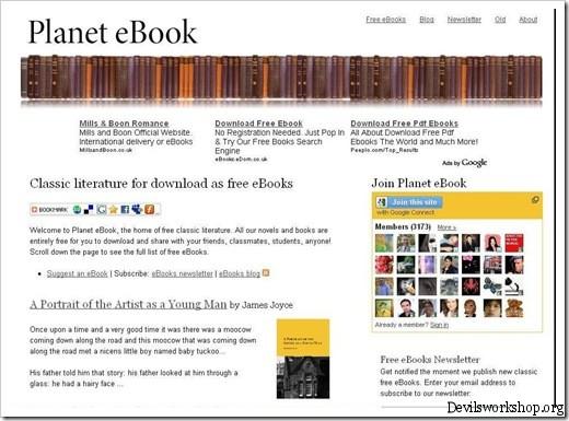 PlanetEbook