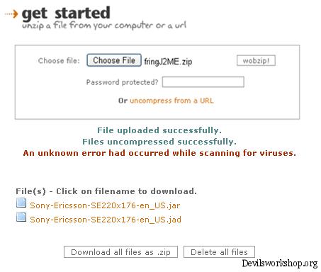 3 Tools To UnZip Files Online