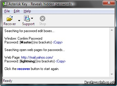 Top 5 Free Softwares to Reveal your Asterisk hidden password
