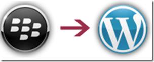 BlackBerry-WordPress