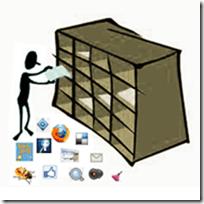 organize-status-bar