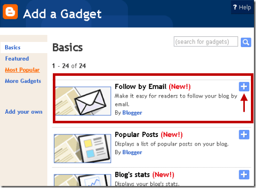 Blogger_follow_email_Gadget