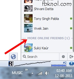 facebook chat new