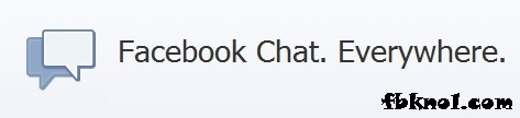new facebook chat