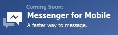messenger for mobile