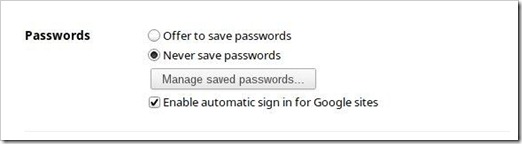 Automatic-SignIn-Google-Sites