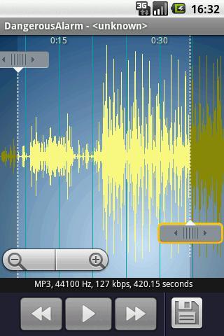 MP3 Ringtone Maker App
