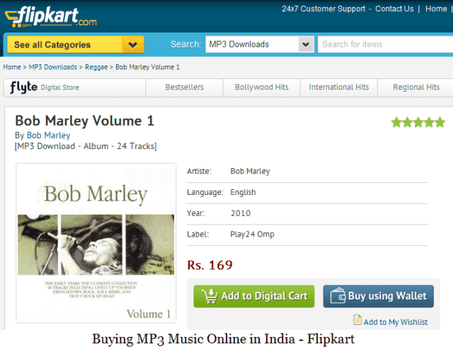 Why Flipkart's Flyte will not stop music piracy in India?