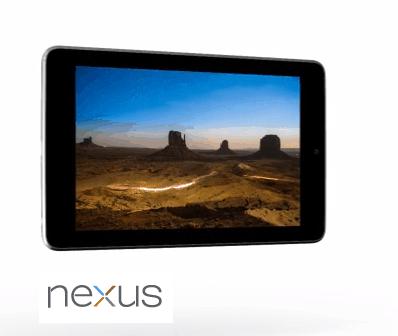 Nexus 7 Tablet India