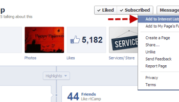 Show only 'Subscribe' button on your Facebook profile [How-to]