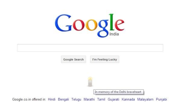 Google's Tribute