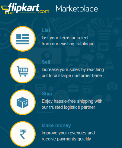 Flipkart Marketplace for Vendors