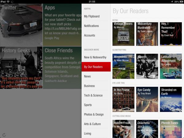 Flipbaord - User Magazines