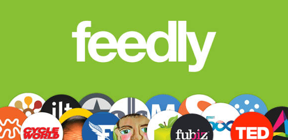 Feedly-RSS-feed-reader