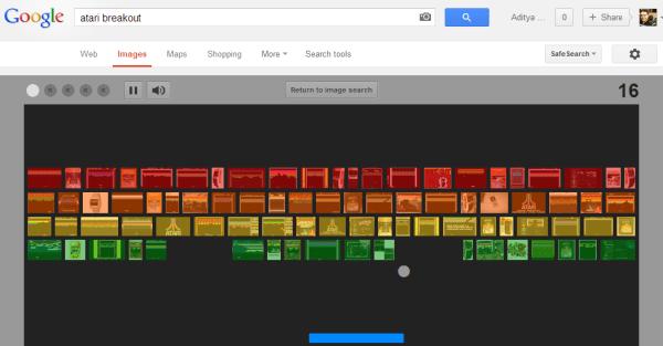 Google Image Atari Breakout