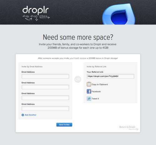 Droplr-referrals