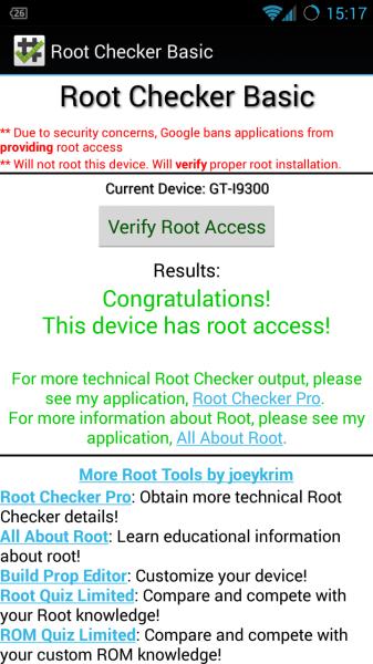 root-checker