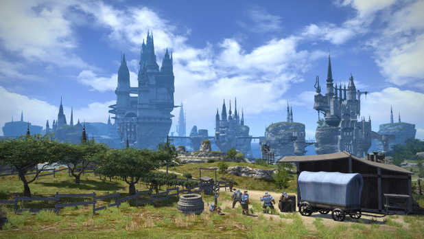Final Fantasy XIV Early Access Update