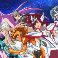 Starting to Watch Saint Seiya Omega