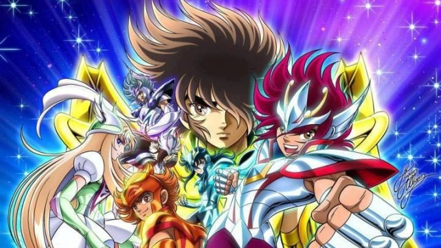 Saint Seiya Omega – War Against Mars Arc