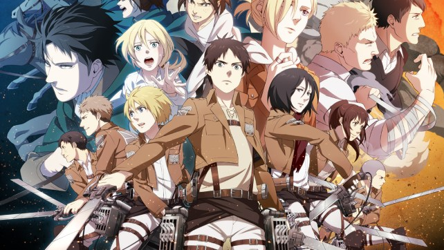 Shingeki no Kyojin – Attack on Titan