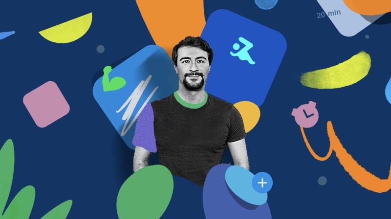 MySwimPro co-founder Fares Ksebati