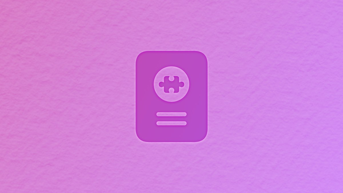 Achievement symbol with an achievement icon that looks like a puzzle in a circle.