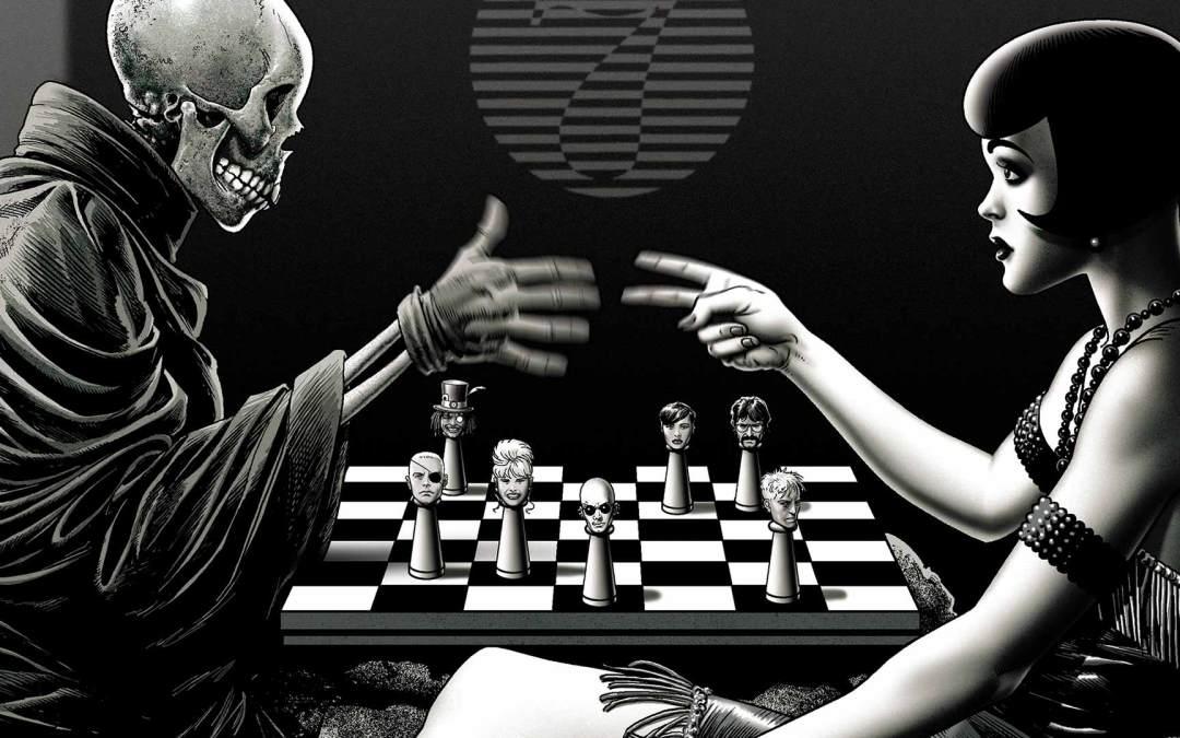Grant Morrison the Invisibles and the Illuminatus Genre