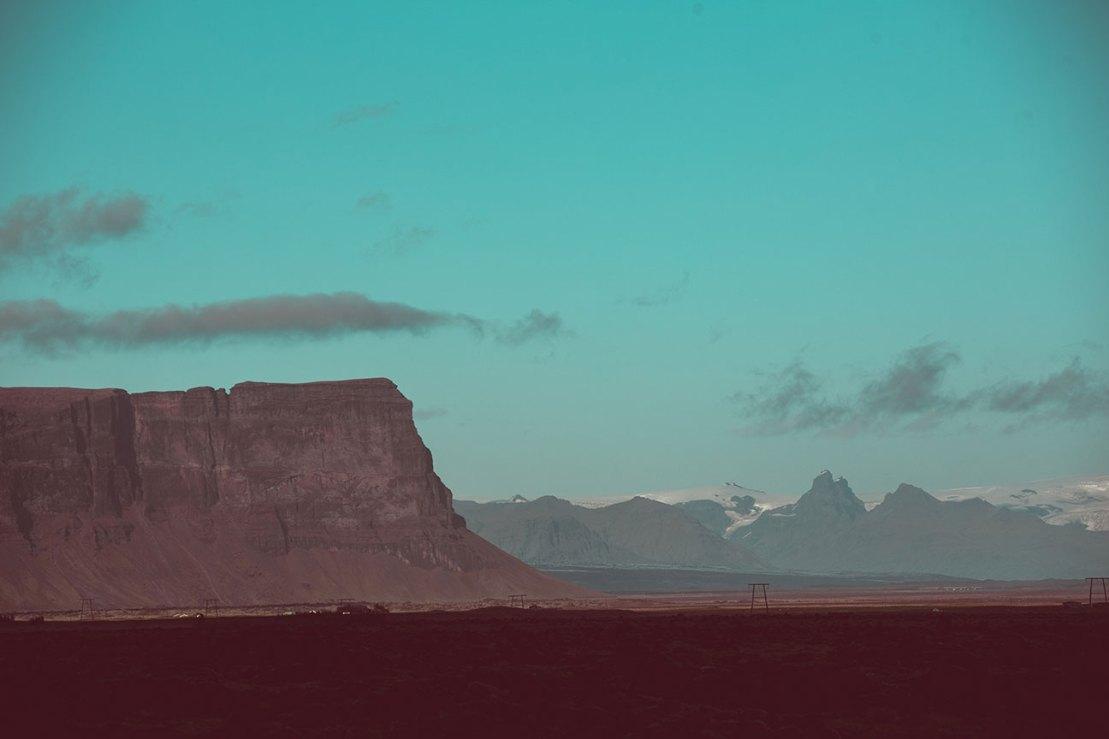 Iceland Mars