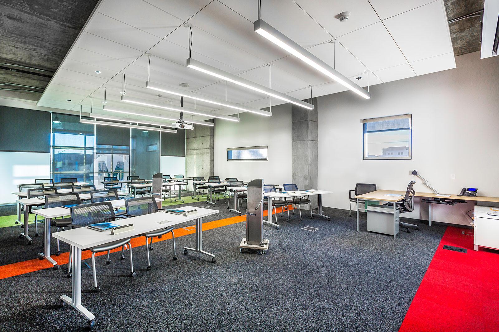 Metro District 13 - Training Room