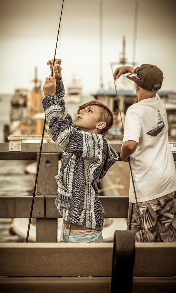 Young Fishermen