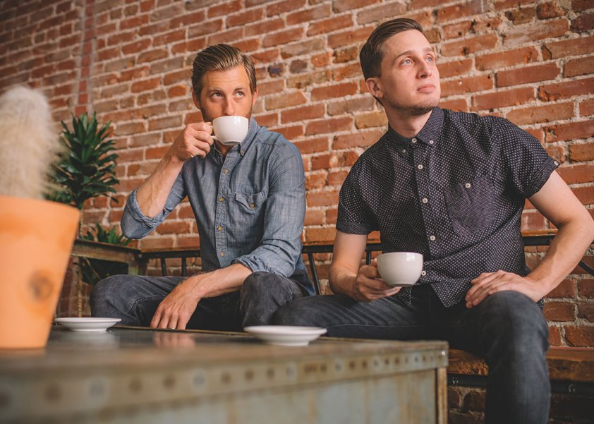 Dom & Wes - Coffee Break