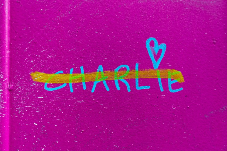 F Charlie