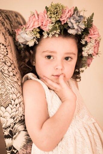 Kyle & Erin's Wedding - Flower Girl 2