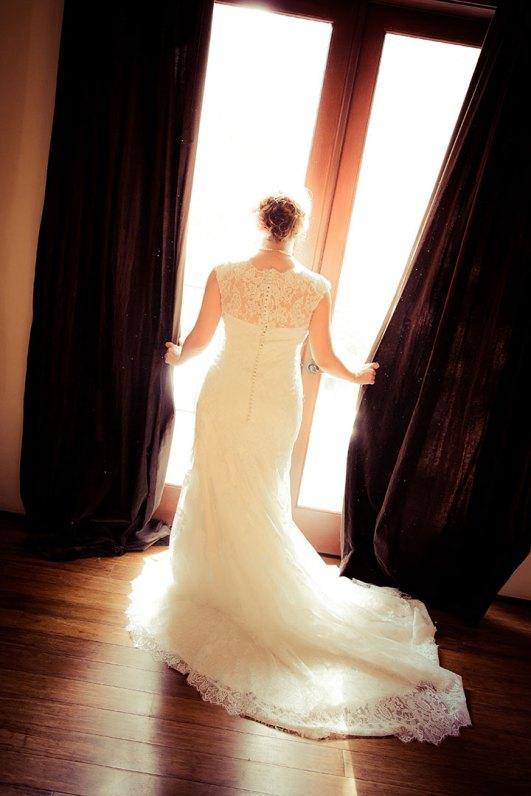 Kyle & Erin's Wedding - Overlook