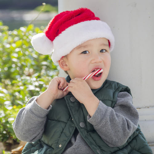 holiday dental tips for kids