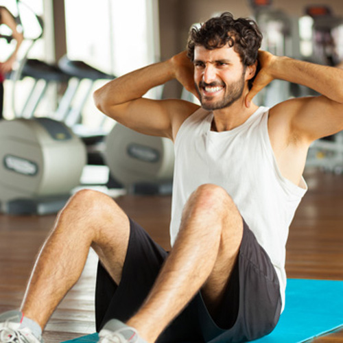 how exercise can benefit your oral health