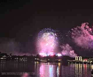 Orlando Florida Fourth of July Disney Boardwalk www.shannongillilan.blogspot.com