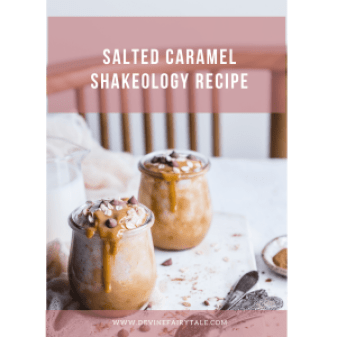Salted Caramel Shakeology