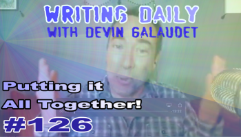 121 Writing Daily: When The Countdown Begins   Devin Galaudet