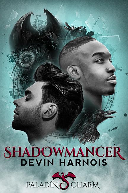 Shadowmancer cover