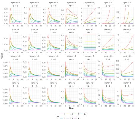 plot of chunk haz_gengamma
