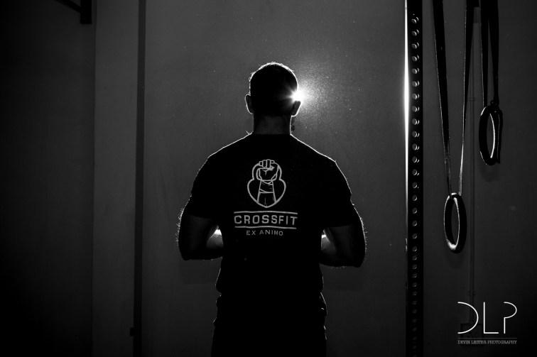 crossfit ex animo gym box Devin Lester Photography Johannesburg fitness
