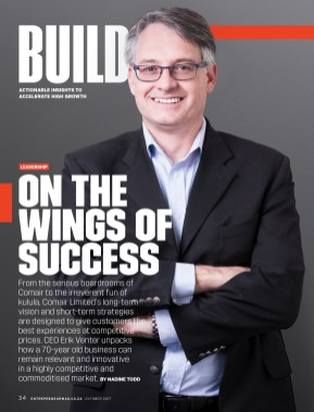 Entrepreneur October 2017-Erik Venter