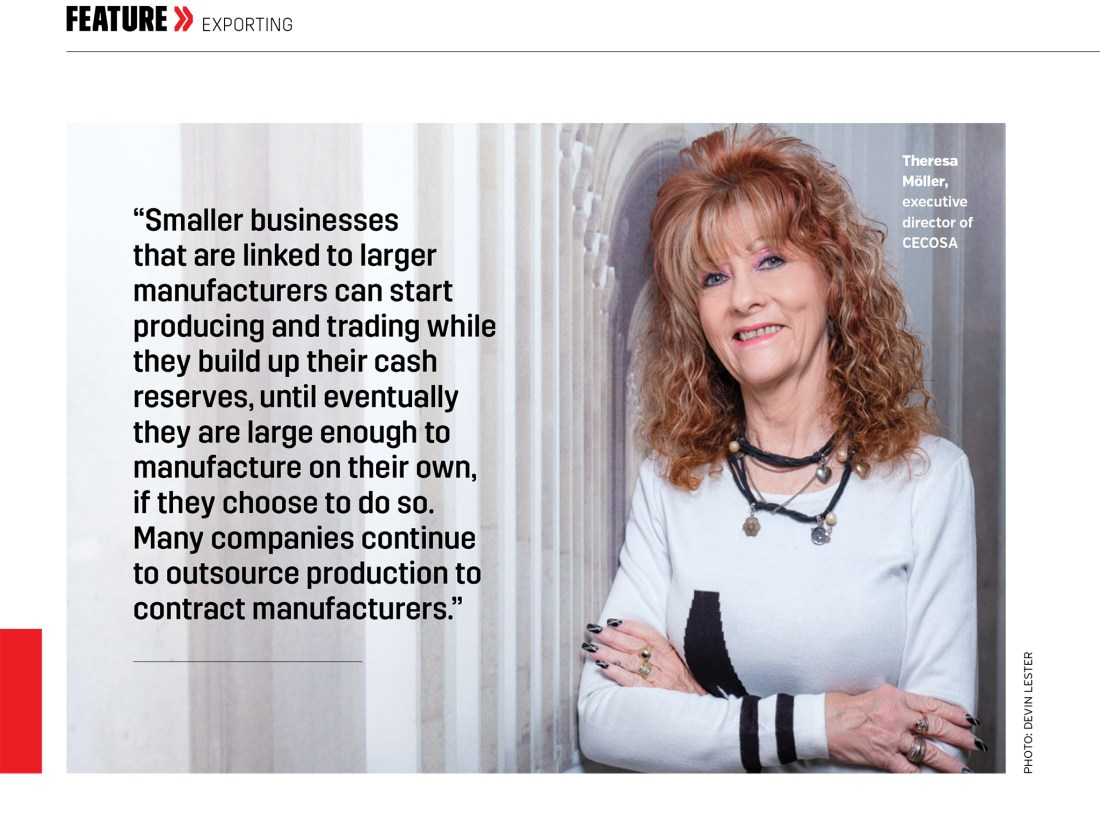 Entrepreneur Jan 2019-TheresMoller