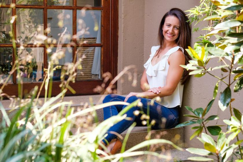 Personal branding images for Catriona Pereira by Professional portrait photographer Devin Lester Photography in Johannesburg
