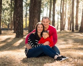 Socha Family Express Photoshoot Devin Lester Photography Bryanston Pine Forest
