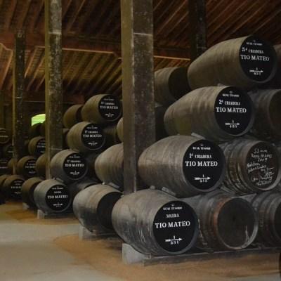 Soleras y criaderas vinos de Jerez