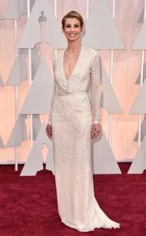 Faith Hill at the 87th annual Academy Awards