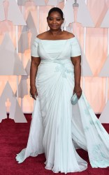 Octavia Spencer at the 87th annual Academy Awards